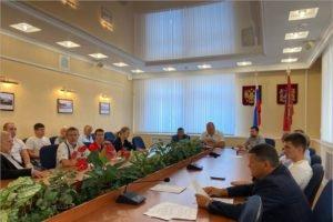 В брянской федерации бокса будет создан совет ветеранов