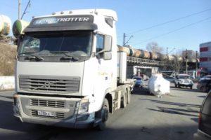 Чаще всего российские дальнобойщики разбивают за рубежом Volvo