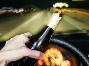 Новозыбковский автомобилист попался на повторной пьяной езде