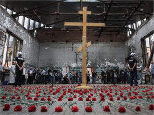 Митинги и уроки мужества проходят по всей России в память о жертвах теракта в Беслане