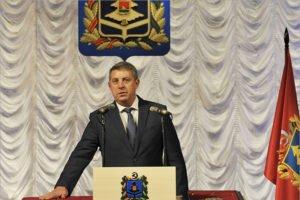 Губернаторские выборы принесли Александру Богомазу взлёт медиарейтинга