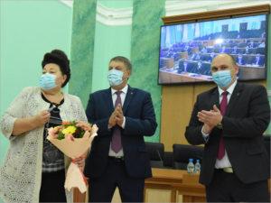 Замы брянского губернатора получили партийные билеты «Единой России»