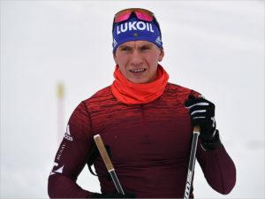 Александр Большунов заболел перед чемпионатом мира, но продолжает тренировки