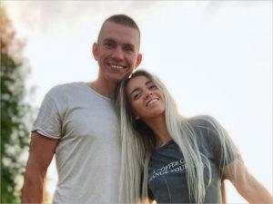 «Люблю тебя сильно»: Анна Жеребятьева и Александр Большунов выложили нежное фото