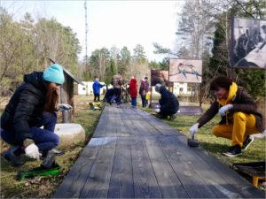 Заповедник «Брянский лес» объявил очередные волонтёрские выходные