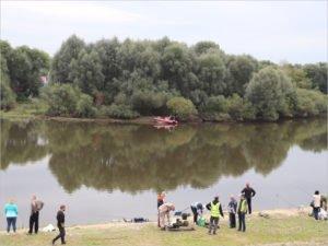 В Брянске состоялся Кубок облправительства по рыболовному спорту с выпуском мальков в Десну