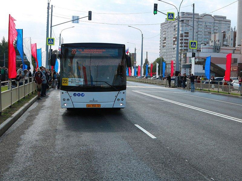 В Брянске с 11 сентября изменилась схема движения автобуса №22 (расписание)