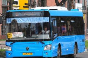 В Брянске на автобусном маршруте №25 с 9 сентября добавили вечерние рейсы