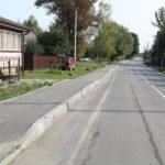 Приёмка обновленной улицы Челюскинцев в Брянске застопорилась. Из-за недочётов