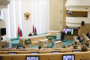 Брянский губернатор принимает участие в виртуальном Форуме регионов Белоруссии и России