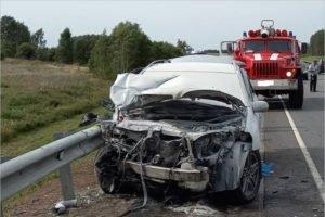 Смертельное ДТП в Калужской области: погибли две жительницы Брянска