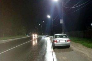 В Брянске женщина-водитель задавила бесцельно слонявшегося по дороге пешехода
