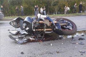 На брянских дорогах с начала года погибли 12 мотоциклистов