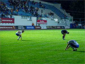 Воскресный матч брянского «Динамо» стал вторым по посещаемости в 12-м туре первенства ФНЛ