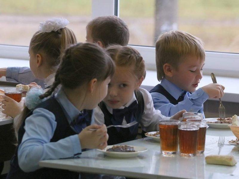 В Брянской области открывается «горячая линия» по школьному питанию