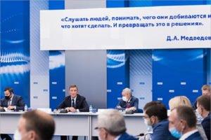 «Единая Россия» закрепилась в сознании людей как партия, действительно помогающая людям – Суббот