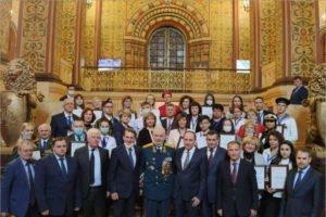 В Москве гранты на развитие экспозиций получили 16 школьных военных музеев со всей страны