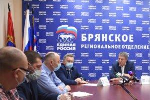 «Единая Россия» на выборах 13 сентября в Брянской области получила почти все мандаты
