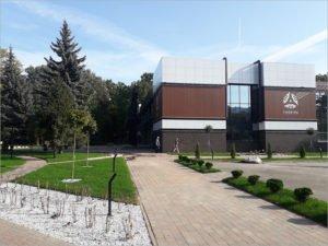 Ресторан Fabrika на месте Дворца молодёжи «Юность» в Брянске готовится к открытию