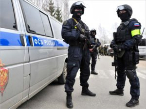 Оперативники ФСБ в ряде регионов задержали российских граждан, планировавших массовые убийства