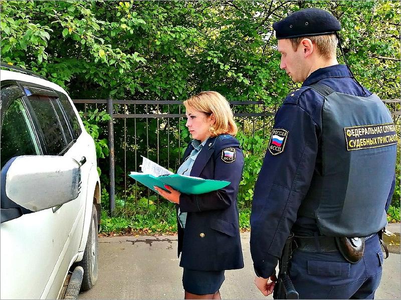 За долги прав лишены более 2 тысяч брянских водителей – УФССП