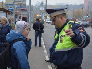 В Брянске 12-13 октября объявлена операция «Пешеход»