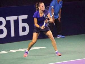 Влада Коваль посеяна на чемпионате России по теннису седьмой