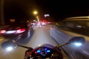 В Брянске осудили байкера, угробившего пассажира на ста километрах в час