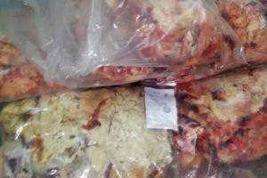 В Брянской области уничтожили еще 1,5 тонны сомнительного белорусского мяса