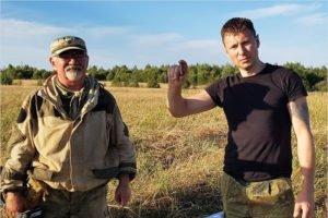 Брянские поисковики ищут родственников погибшего красноармейца