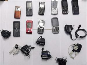 Девять мобильников не долетели в клинцовскую колонию №6
