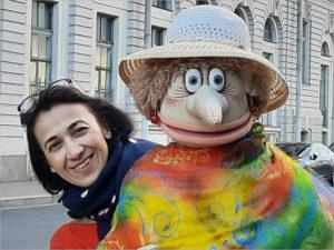 Брянский театр кукол виртуально съездил на «Кукольный остров»