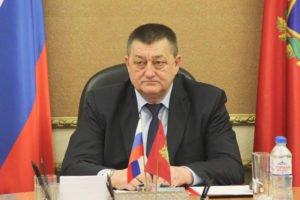 Брянский вице-губернатор Александр Резунов из-за ДТП с участием сына подал в отставку