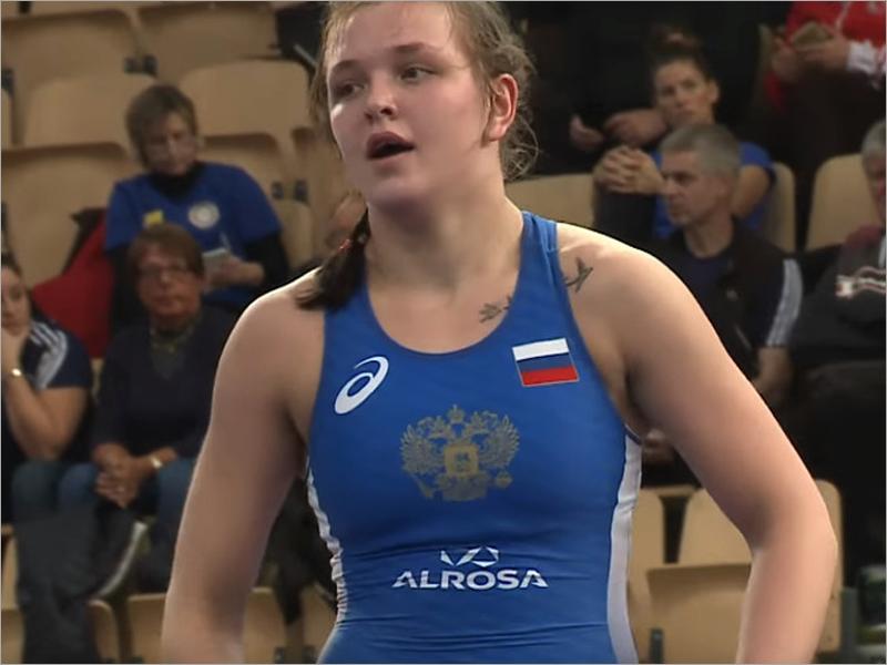 Брянская спортсменка стала бронзовым призёром чемпионата России