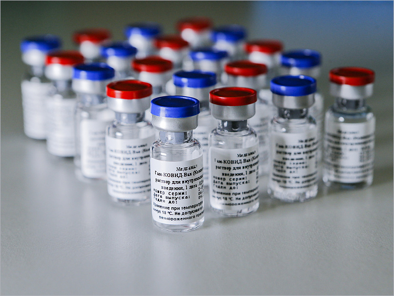 Брянская область получила ещё две тысячи доз вакцины «Спутник V»