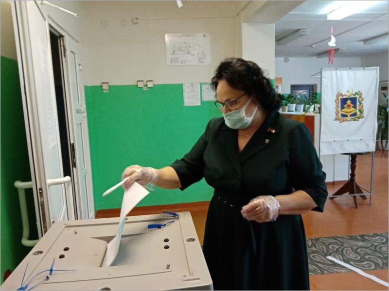 Явка на губернаторских выборах-2020 перед стартом голосования уже выше 30%