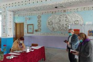 Явка на выборах губернатора Брянской области к 10.00 составила 33,55%