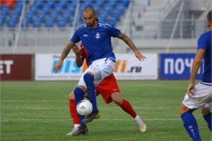 ФНЛ признала лучшим игроком августа брянского динамовца Максима Вотинова