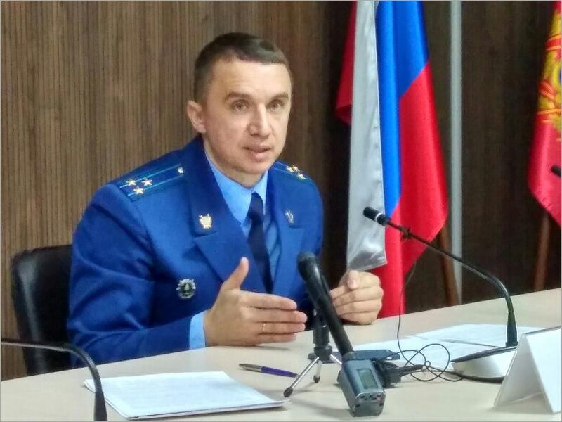 По итогам коллегии Брянской облпрокуратуры в отставку отправились два природоохранных прокурора