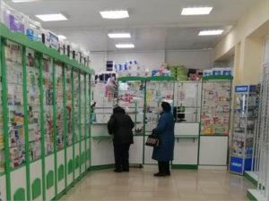В Погаре проведён общественный мониторинг наличия противовирусных препаратов