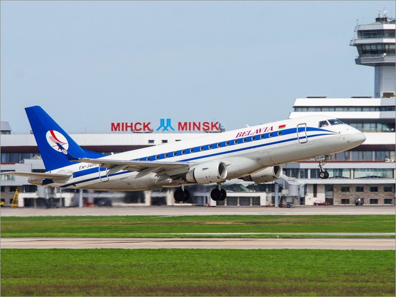 В Брянске начали «считать экономику» авиарейса до Минска