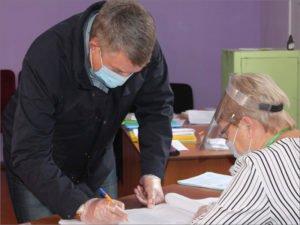 «Единая Россия» получила в новом объединённом Стародубском совете 18 из 20 мандатов