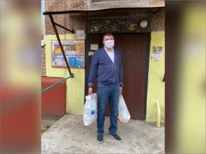 Волонтёрский штаб «Брянскэнерго» активизировал оказание помощи ветеранам энергетики