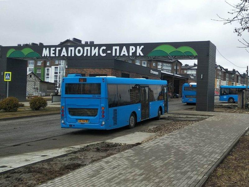 В Брянске скорректируют расписание утренних автобусов «Бордовичи — Курган Бессмертия — Мегаполис-парк»