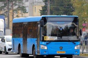 В Брянске автобус №33К продлят до станции Снежетьская