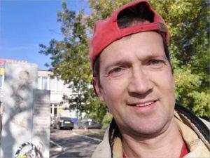 Экс-кандидат в брянские губернаторы сломал руку в велопоходе