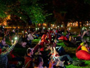 В Брянске на следующих выходных пройдёт «Фестиваль уличного кино»