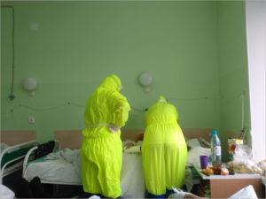 Текущее число больных COVID-19 в Брянской области снизилось до 2,1 тыс. человек