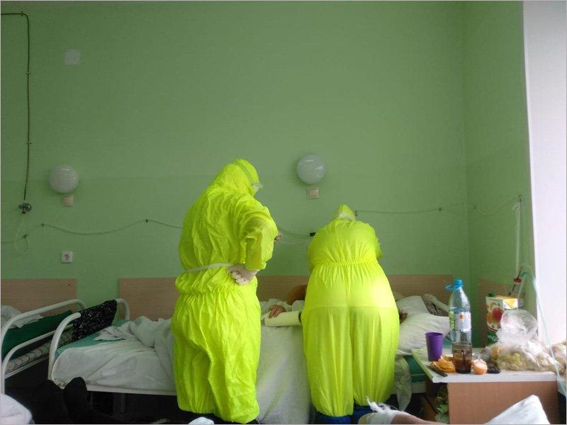 Текущее количество заболевших COVID-19 в Брянской области вновь упало до 1,2 тыс. человек
