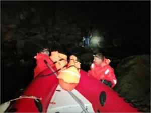 Крымские спасатели предостерегают брянских туристов от излишней уверенности в собственных силах